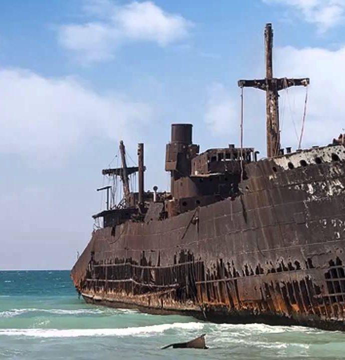 The SS Ourgan Medan